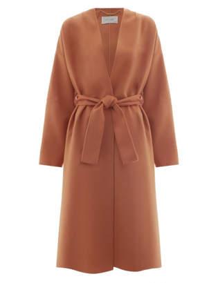 Zimmermann Unbridled Wrap Coat