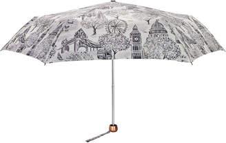 Cath Kidston London Toile Minilite Umbrella