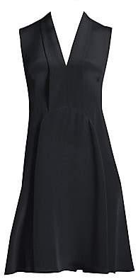Derek Lam Women's Sleeveless Silk Dress