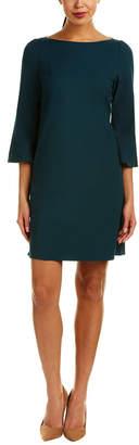 Lafayette 148 New York Mari Wool-Blend Shift Dress