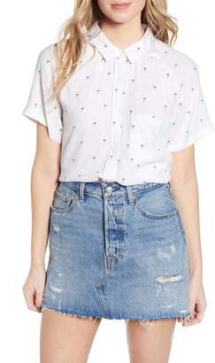 Rails Christine Plaid Woven Shirt