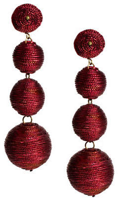 Kenneth Jay Lane Carnival Drop Earrings