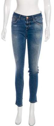 Closed Mid-Rise Skinny Jeans