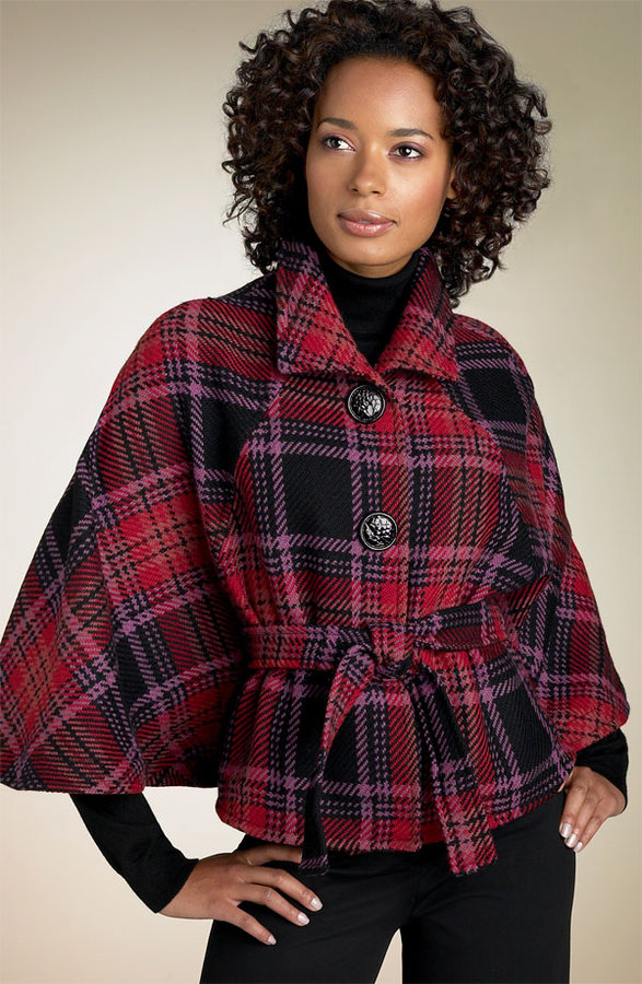 Nordstrom Wool Cape