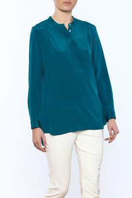Amanda Uprichard Peasant Long Sleeve
