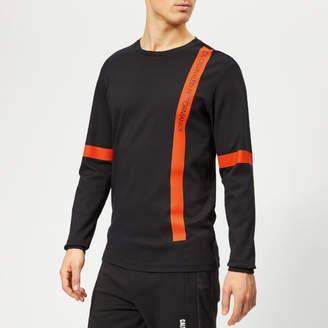 97f184e4 Mens Long Sleeve T Shirts - ShopStyle UK