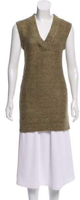 Ralph Lauren Sleeveless Knit Top