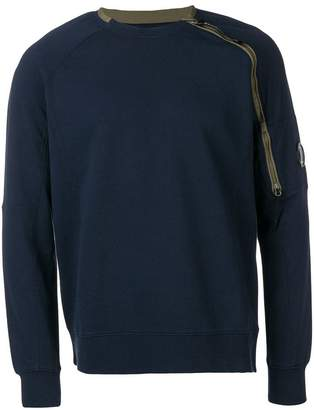 C.P. Company lens detail sweatshirt