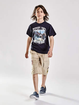 Diesel KIDS T-shirts and Tops KYANW - Blue - 10Y