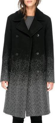 Soia & Kyo Fey Wool Coat