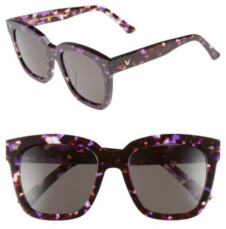 Women's Gentle Monster Dreamer Hoff 54Mm Sunglasses - Purple $215 thestylecure.com