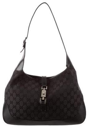 Gucci GG Canvas Jackie Bag