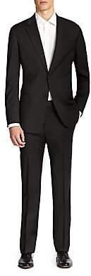 Armani Collezioni Men's Basic Gio Two-Button Suit