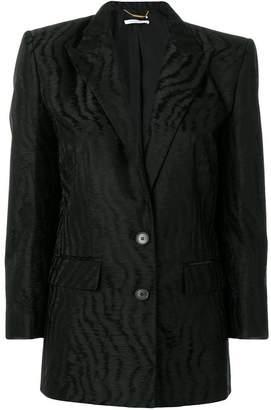 Givenchy square shoulder jacket