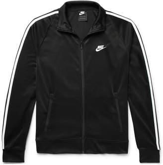 Nike Sportswear N98 Webbing-Trimmed Tech-Jersey Track Jacket