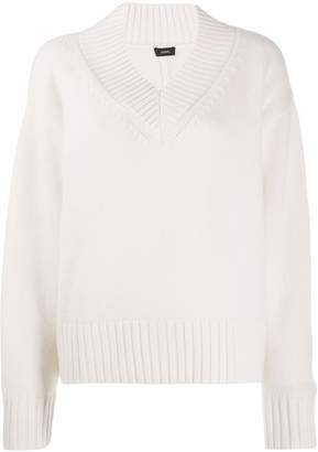Joseph v-neck jumper