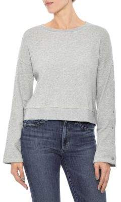 Joe's Jeans Studded Crewneck Sweater