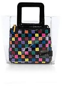 STAUD Women's Mini Shirley Beaded Bag