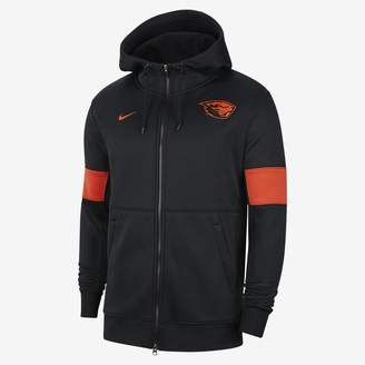 Nike Men's Full-Zip Hoodie College Therma (Oregon State)