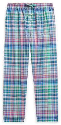 Ralph Lauren Stretch Cotton Pajama Pant