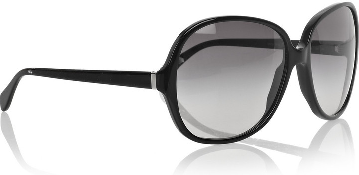 Oliver Peoples Isobel round-frame sunglasses