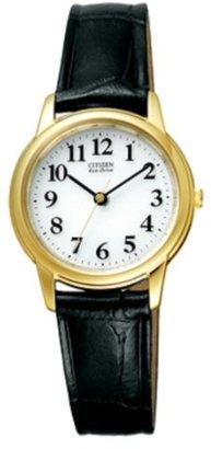 [シチズン]CITIZEN 腕時計 FORMA フォルマ Eco-Drive エコ・ドライブ ペアモデル FRB36-2262 レディース