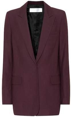 Victoria Beckham Victoria Wool-blend blazer