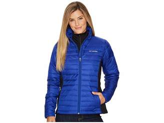 Columbia Powder Pillowtm Hybrid Jacket Women's Coat