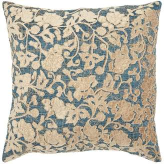 Harrods Niya Embroidered Cushion Cover (45cm X 45cm)