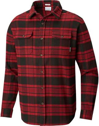 Columbia Deschutes River Heavyweight Flannel - Men's