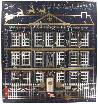 Q-KI Cosmetics Advent Calendar