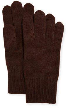 Portolano Cashmere Jersey Gloves