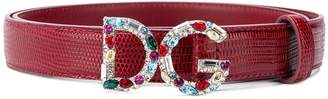 Dolce & Gabbana BE1272AU772 8S297 Leather/Fur/Exotic Skins->Calf Leather