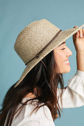 Anthropologie Braided Rope Explorer Hat