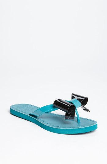 Vince Camuto 'Fynn' Flip Flop (Nordstrom Exclusive) Aquamarine/ Blue 9 M