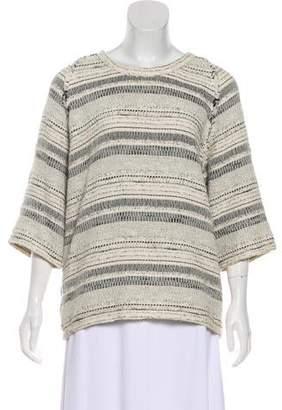 IRO Knit Textured Sweater