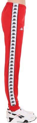 Kappa BANDA WRASTORIA LOGO SLIM FIT PANTS