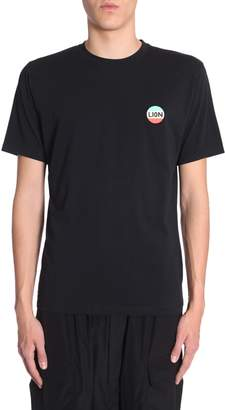 Bella Freud T-shirt With Lion Emblem