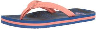 Reef Girls' Little Ahi Lite Flip Flops