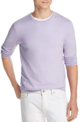 Bloomingdale's The Men's Store at Lightweight Cashmere Crewneck Sweater - 100% Exclusive