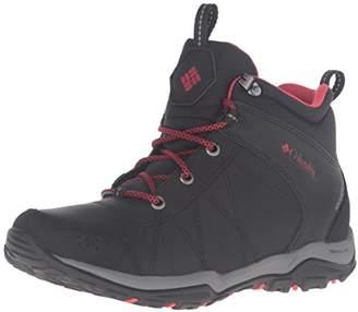 Columbia Women's Fire Venture Mid Waterproof hiking Boot $59.99 thestylecure.com