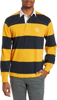 Rag & Bone Regular Fit Rugby Shirt