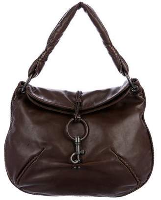 Bottega Veneta Smooth Leather Hobo
