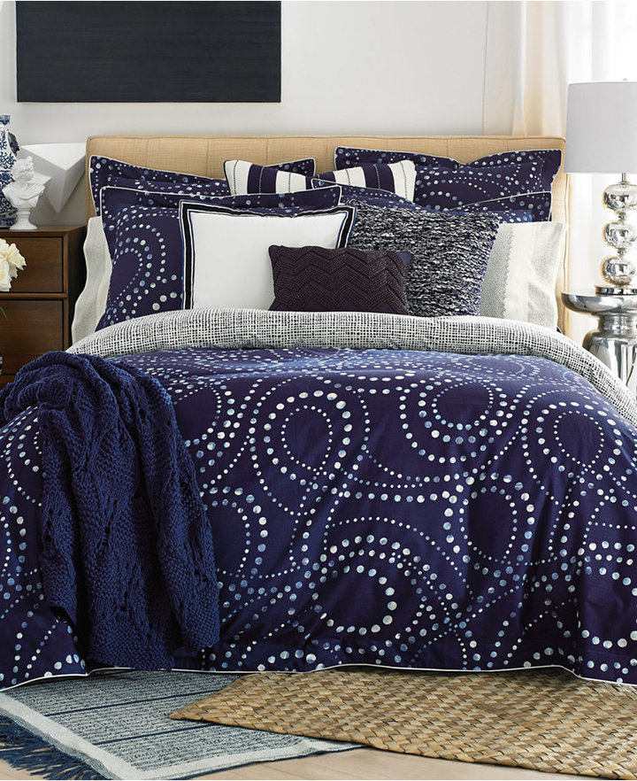 Tommy Hilfiger California Dot King Comforter Set