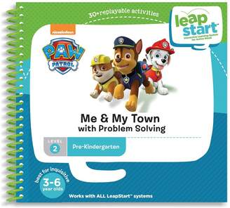 Leapfrog Leapstart Preschool Level 2 - Paw Patrol Activity Book