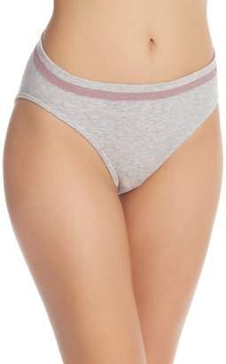 Free Press Sporty Seamless High Cut Panties