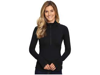 Mountain Hardwear Butterlicioustm Long Sleeve 1/2 Zip Top