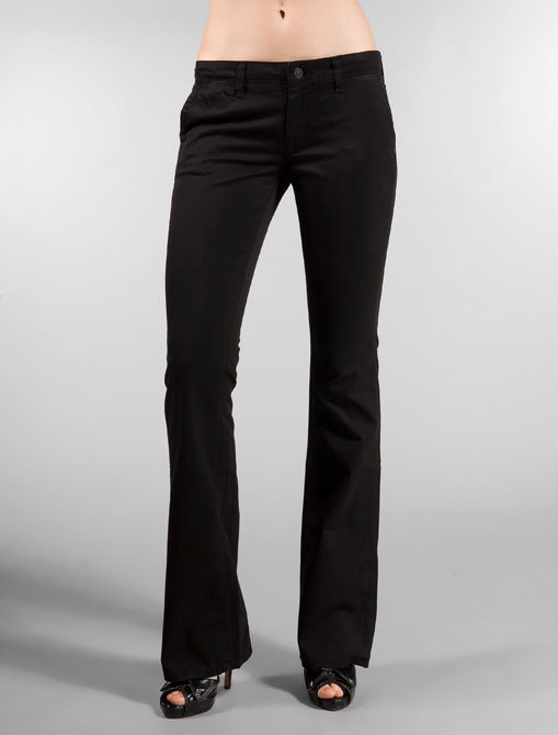 7 For All Mankind Stretch Twill Bootcut Trouser