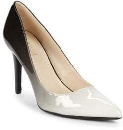 Nine West Filled Point-Toe Stiletto Heel Pumps