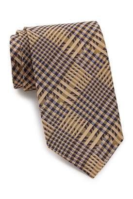 Thomas Pink Girtin Check Silk Tie